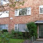 1-bed flat in Bartlett House, Portswood, Southampton - exterior