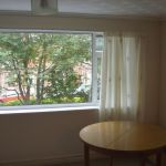 Large, double glazed lounge window let in plenty of light